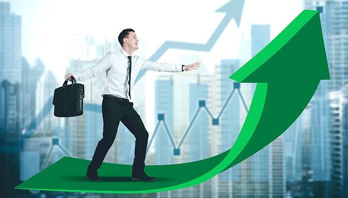 Volatile-market-